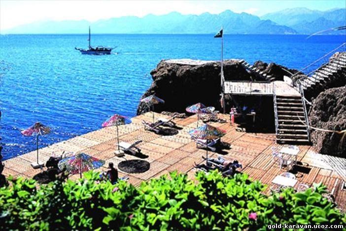 Добавить отзыв об отеле Antalya Oteli.
